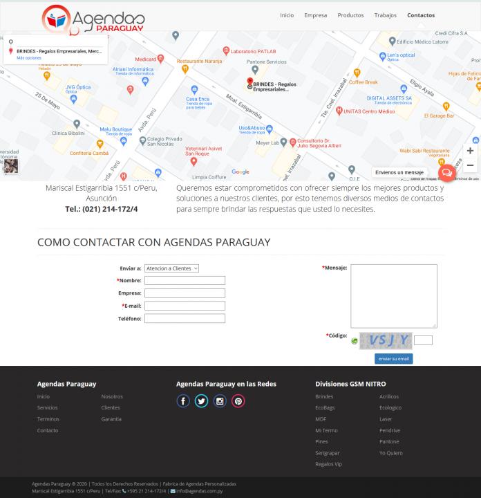 Agendas Paraguay